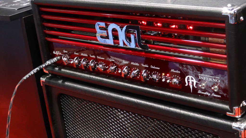 Engl Marty Friedman amp